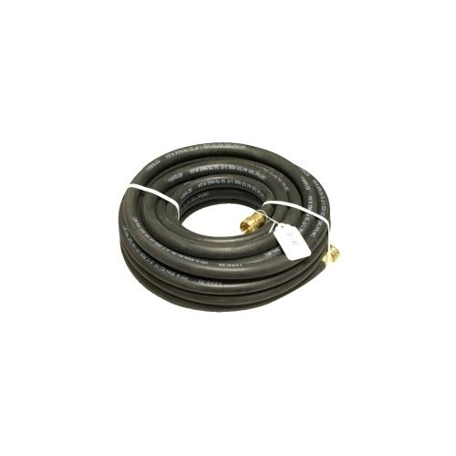 "5/8"" x 50' Heavy Duty EPDM Wash Rack Hose"