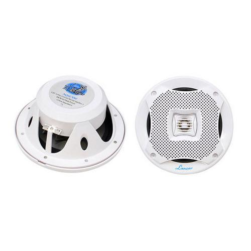 400 Watts 5.25'' 2-Way Marine Speakers (White Color)