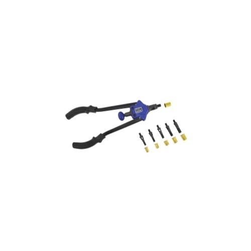"XL Nut/Thread Setting Hand Riveter Kit 1/2"" Cap."