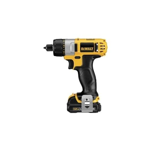 12 volt LIthium Ion Screwdriver Kit
