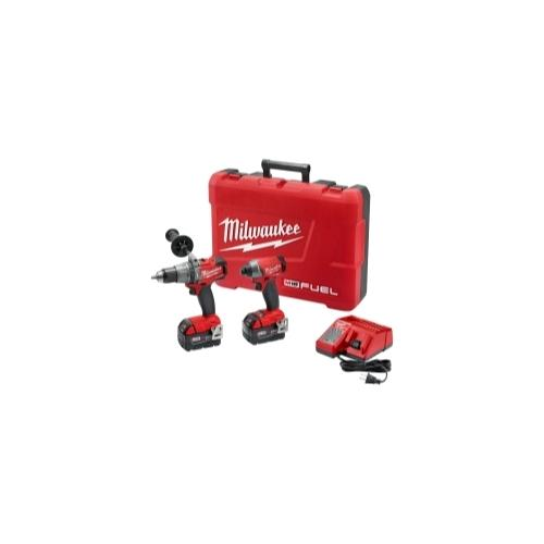 "M18 FUEL 2PC Drill & 1/4"" Impact Driver Combo Kit"