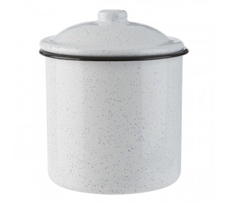 Medium Speckle Canister