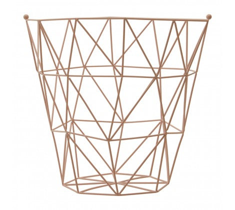 Think Pink Storage Basket