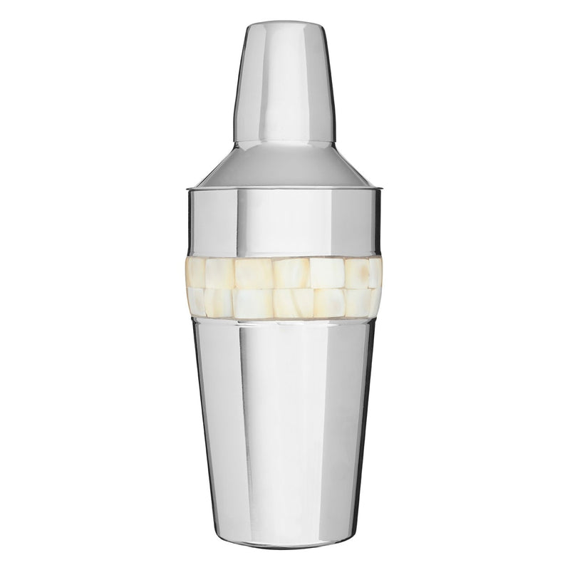 Mother Of Pearl Cocktail Shaker