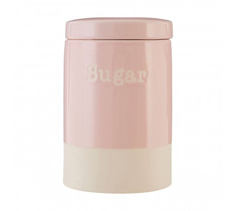 Pink Sugar Canister