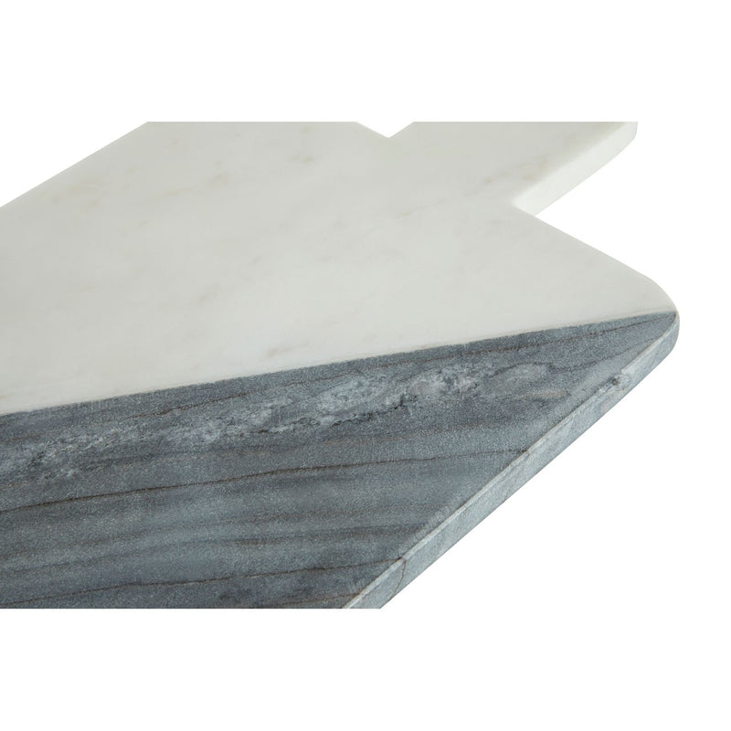Grey Marble Paddle Board