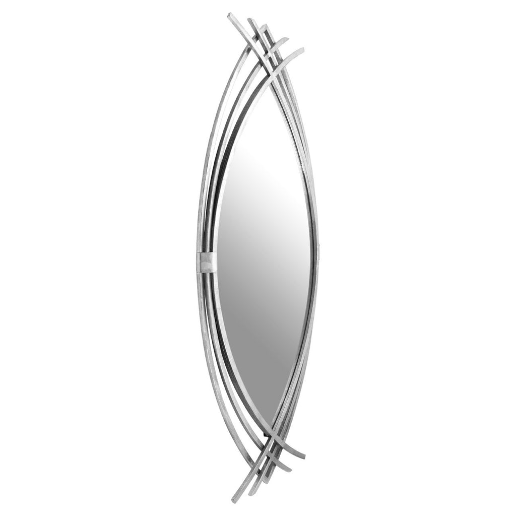 Verso Oval Wall Mirror