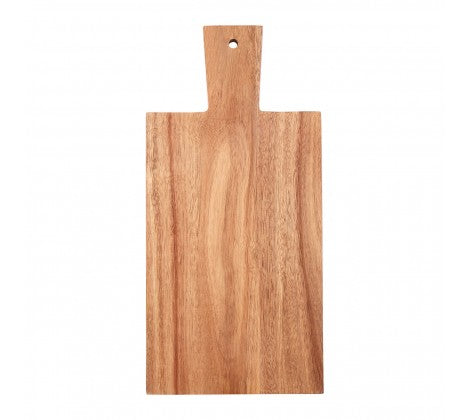 Pink Edged Chopping Board