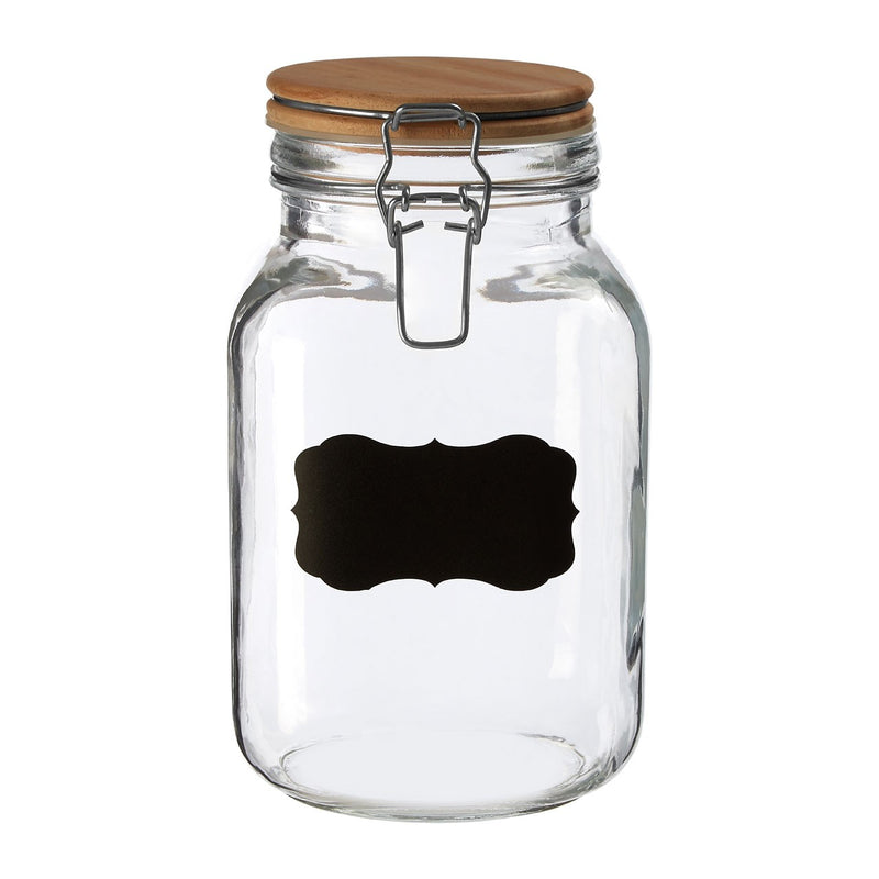 Chalkboard Storage Jar
