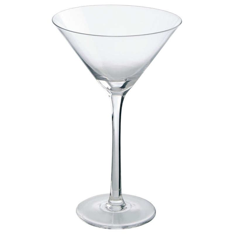 Set of 2 Classic Martini Glasses