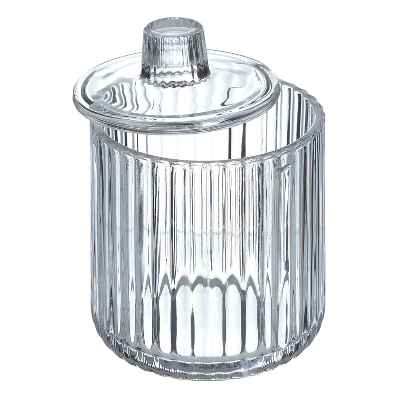 Cassie Clear Storage Jar