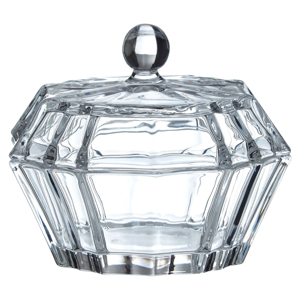 Louvre Clear Jar