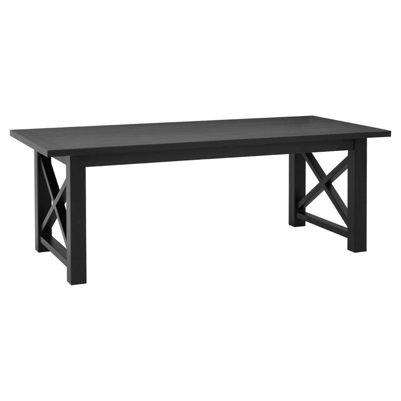 Turner Black Dining Table