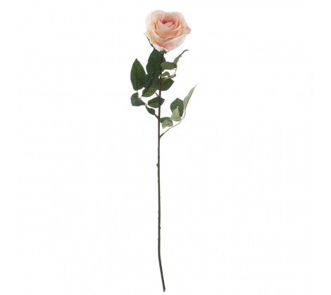 Pink Rose Single Stem