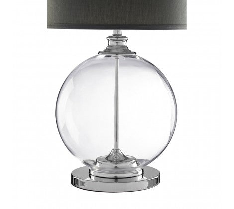 Aviary Large Glass Table Lamp