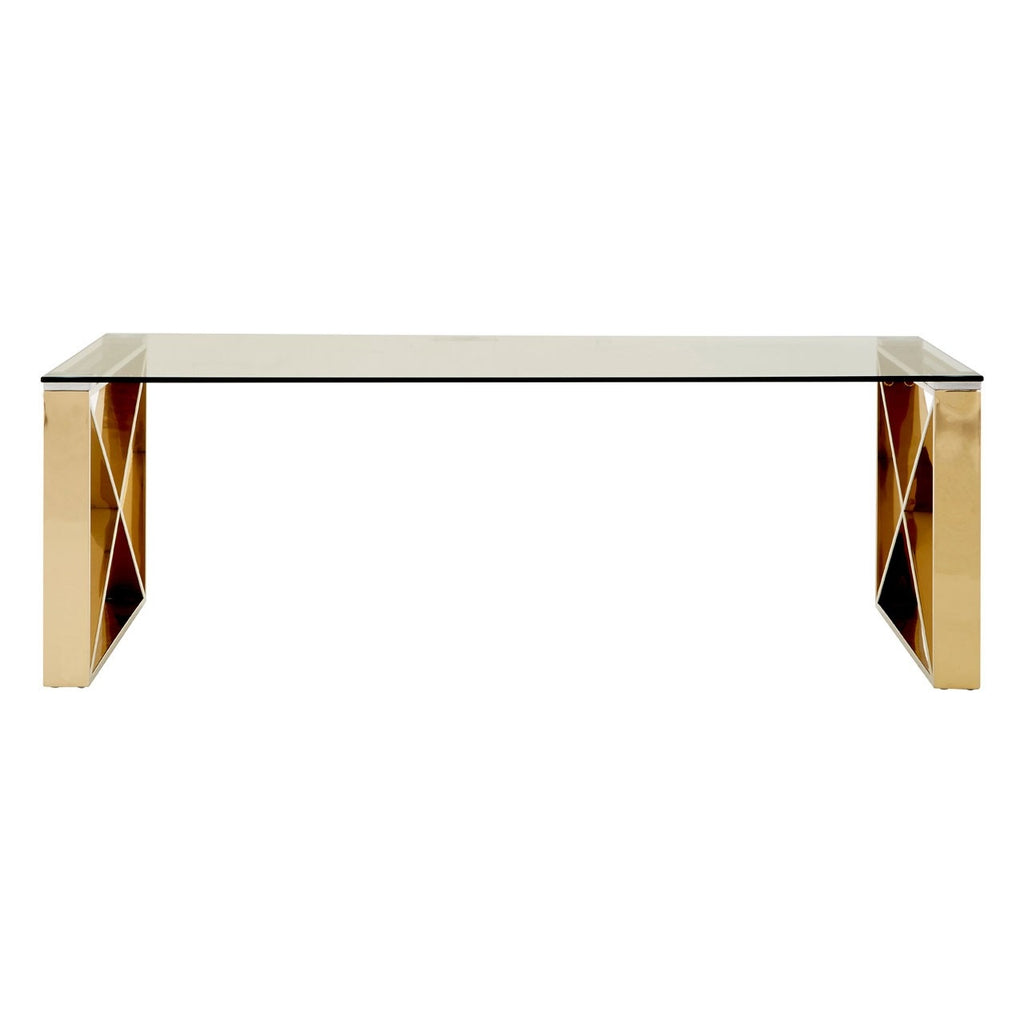 Horizon Gold Coffee Table