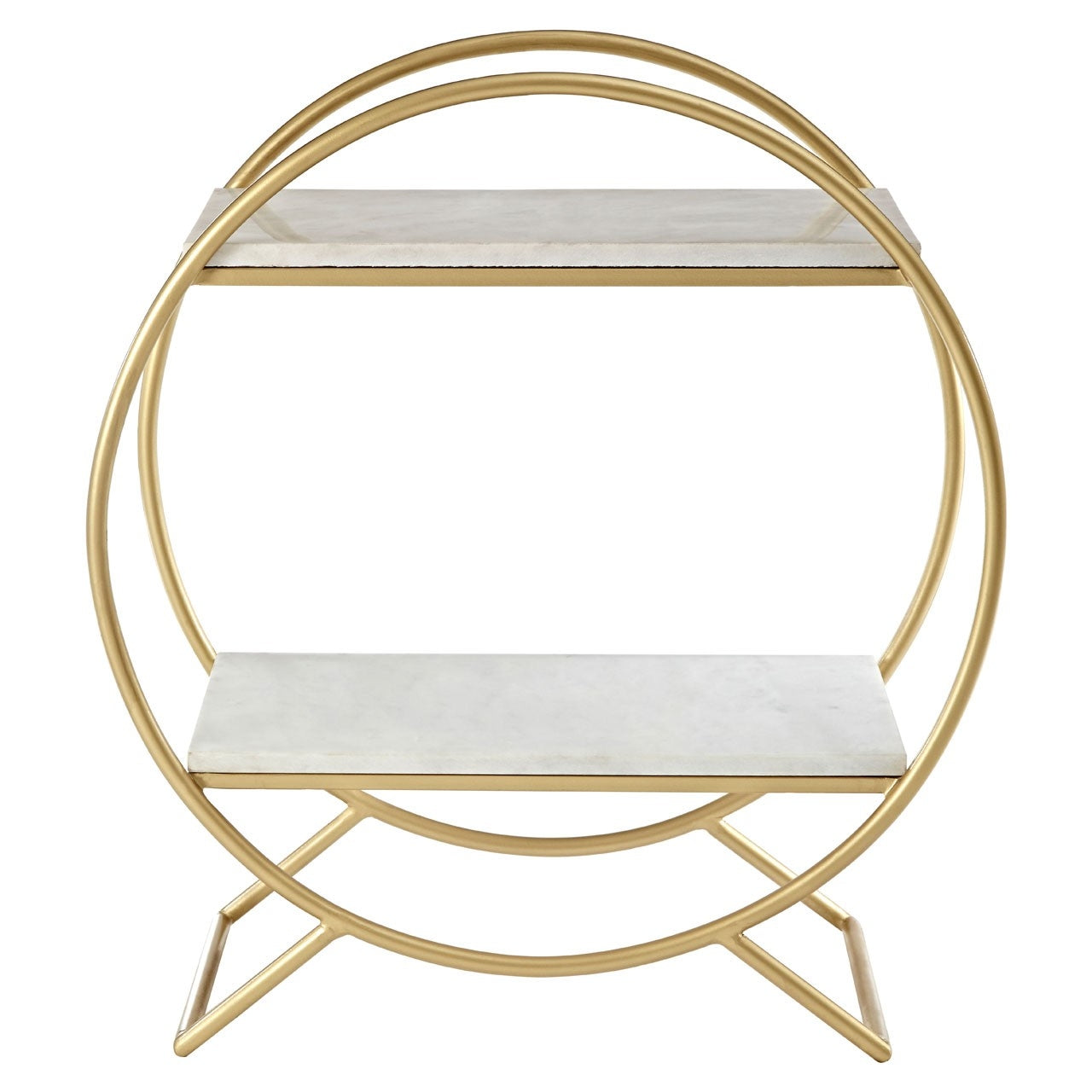 Harmony Round Shelf Unit