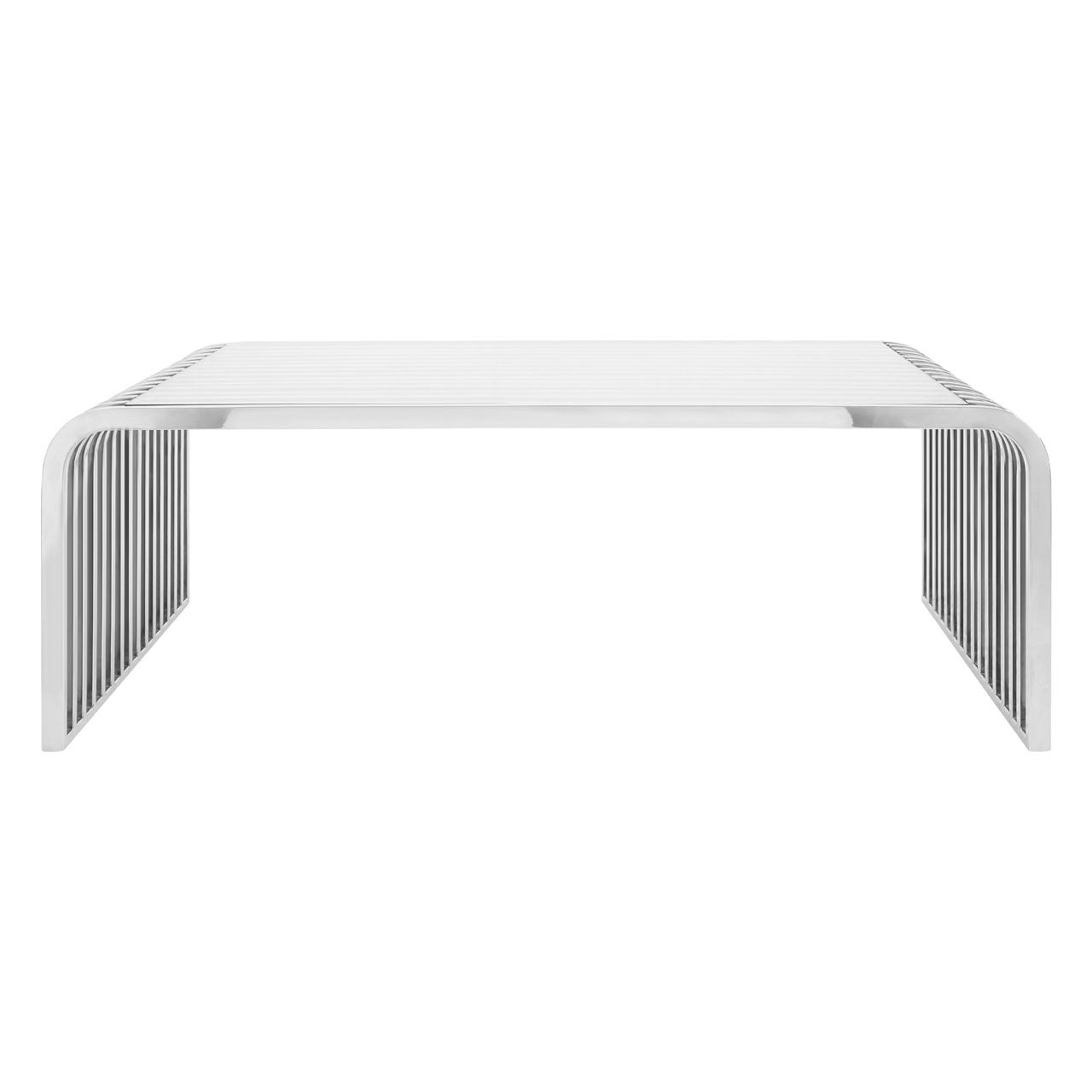 Serena Slatted Coffee Table