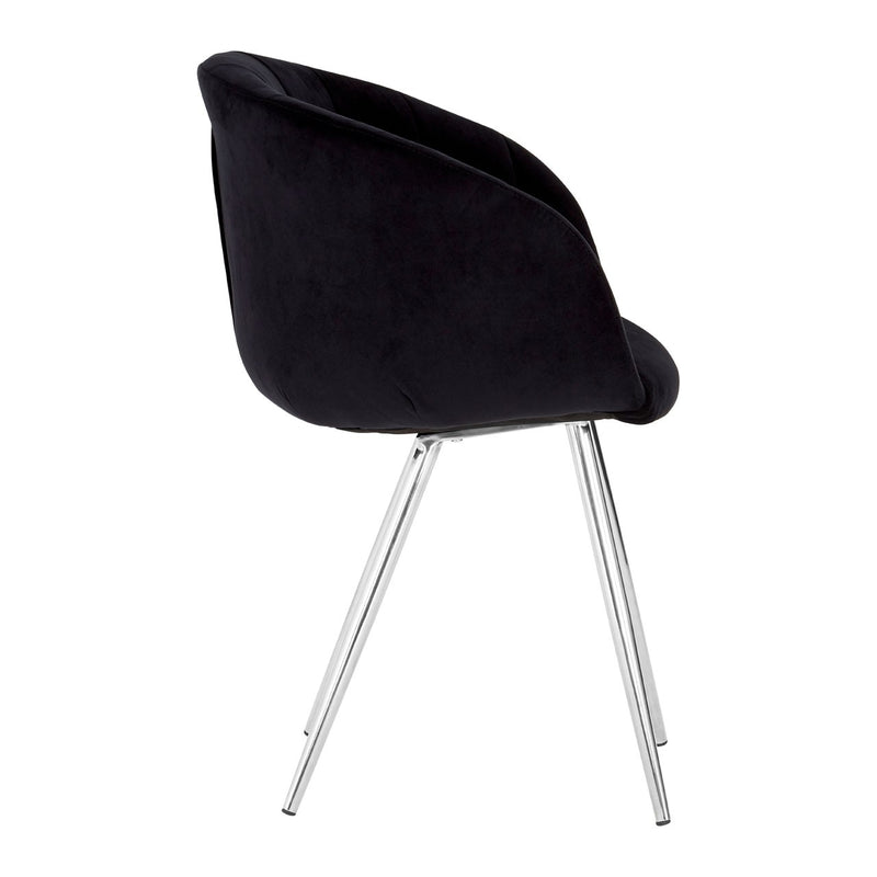 Bellona Black Dining Chair