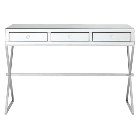 Freya Light Wood Console Table
