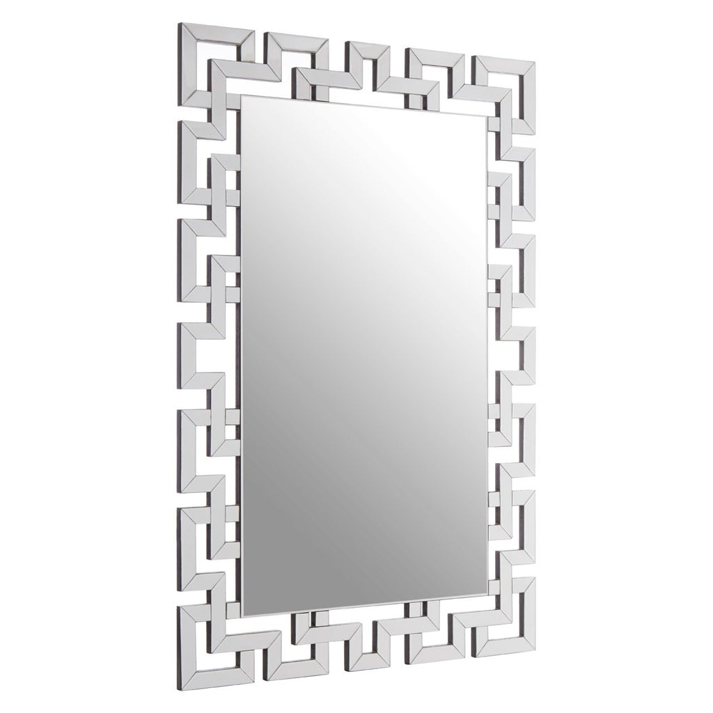 Interlocking Wall Mirror