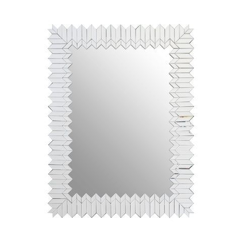 Squares Mirror Wall Art