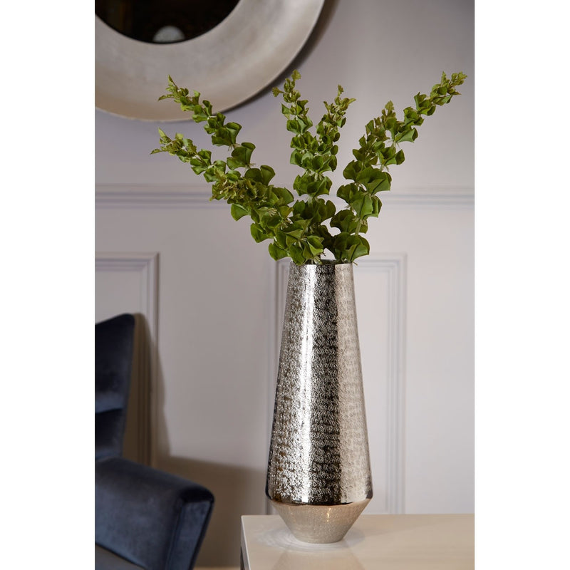 Livia Large Metallic Vase