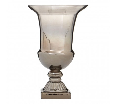 Alexa Ombre Fluted Glass Vase