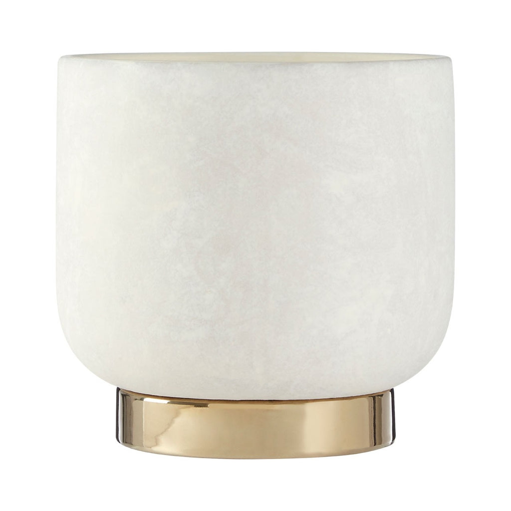 Astor Gold Base Planter