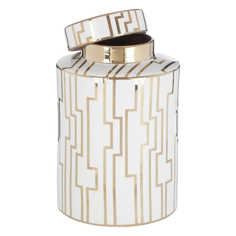 Khloe Large Ceramic Jar