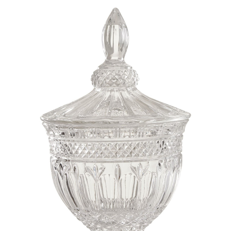 Large Traditional Glass Jar