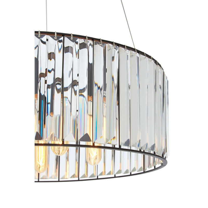 Reflecto Circular Pendant Light
