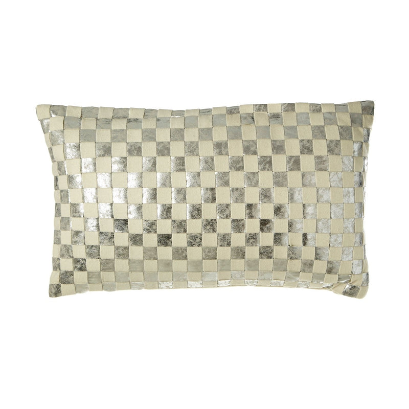 Checkerboard Townhouse Cushion