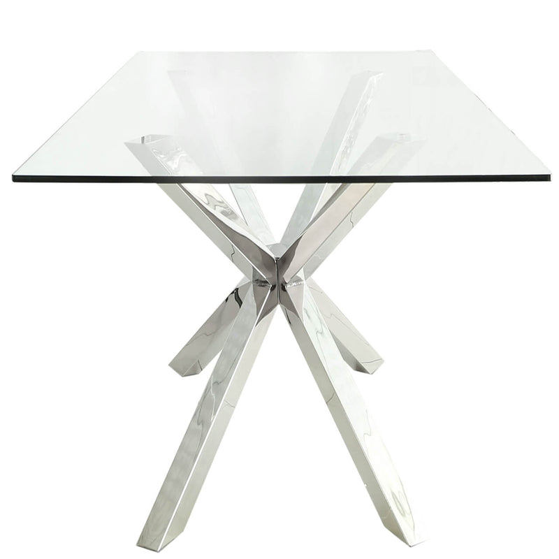 Essential Cross Base Side Table