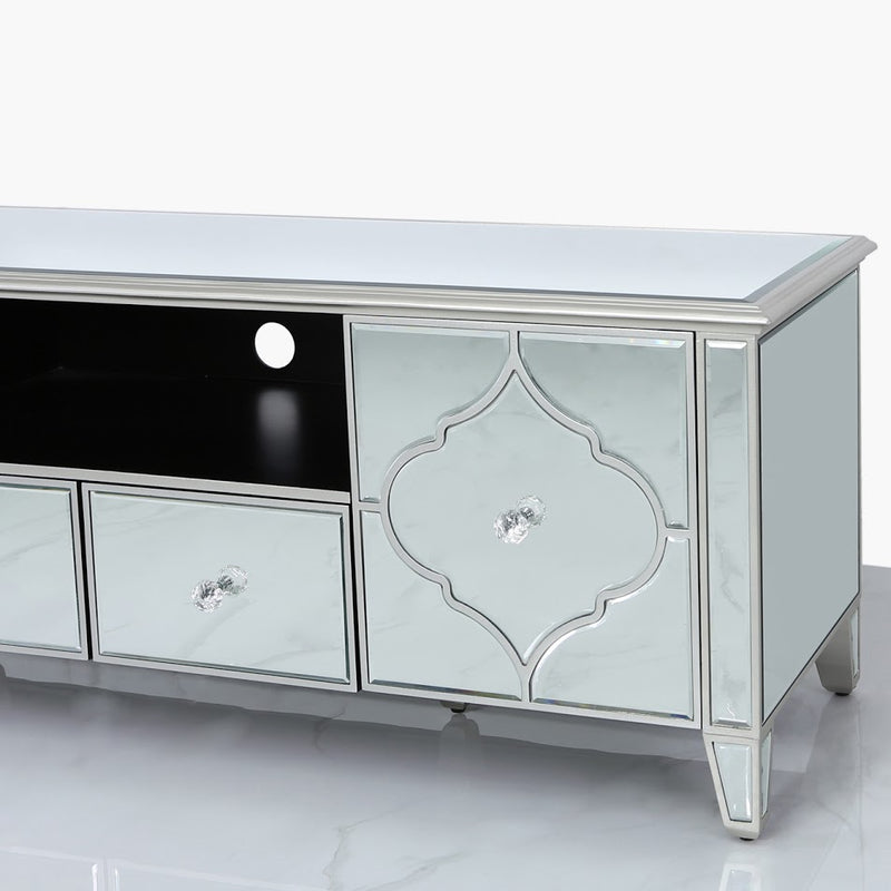 Morocco Mirrored Tv Unit