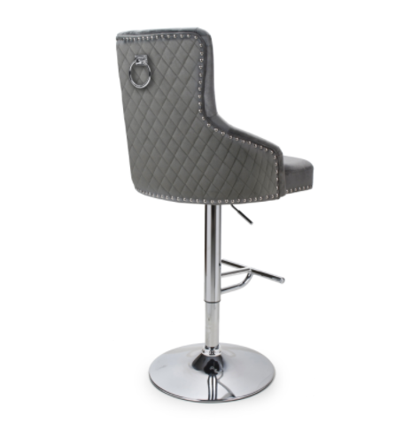 Grey Mason Bar Stool
