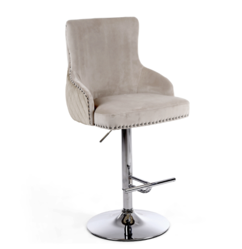 Mink Mason Bar Stool