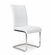 Grey Velvet Shell Dining Chair