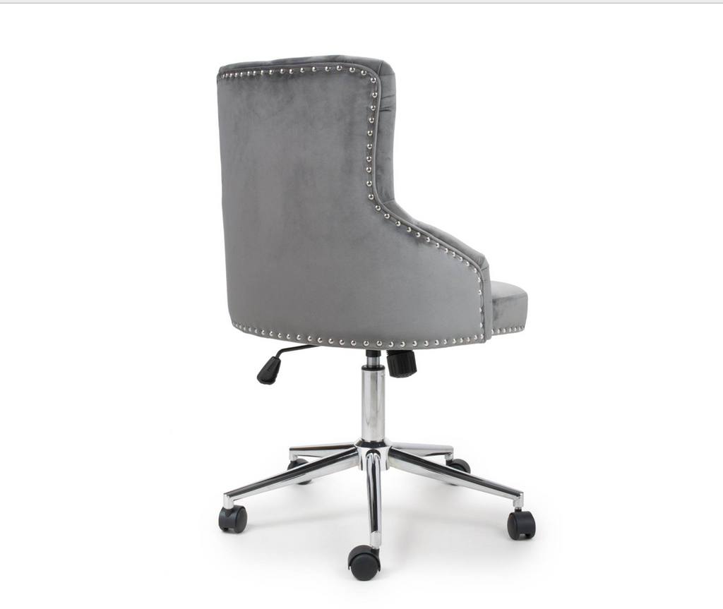 Leo Grey Office Chair