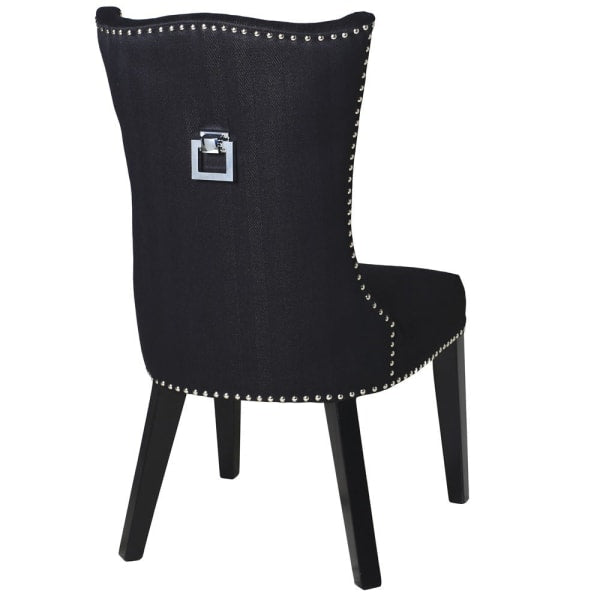 Ariana Studded Dining Chair