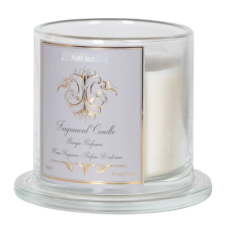 Pure Silk Cloche Candle