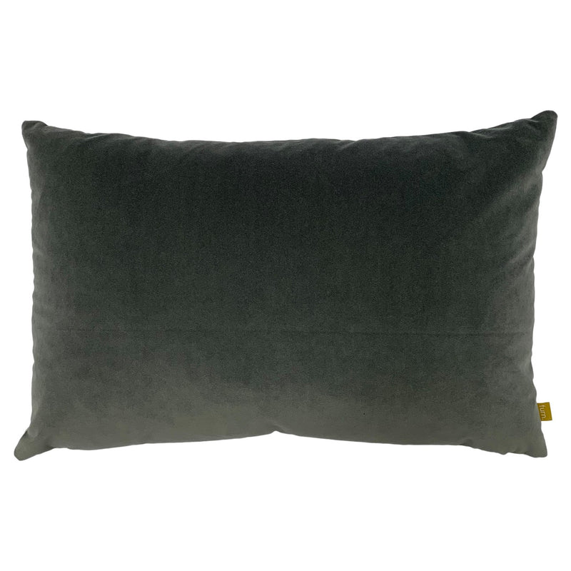 Kai Steel Grey Cushion Cover