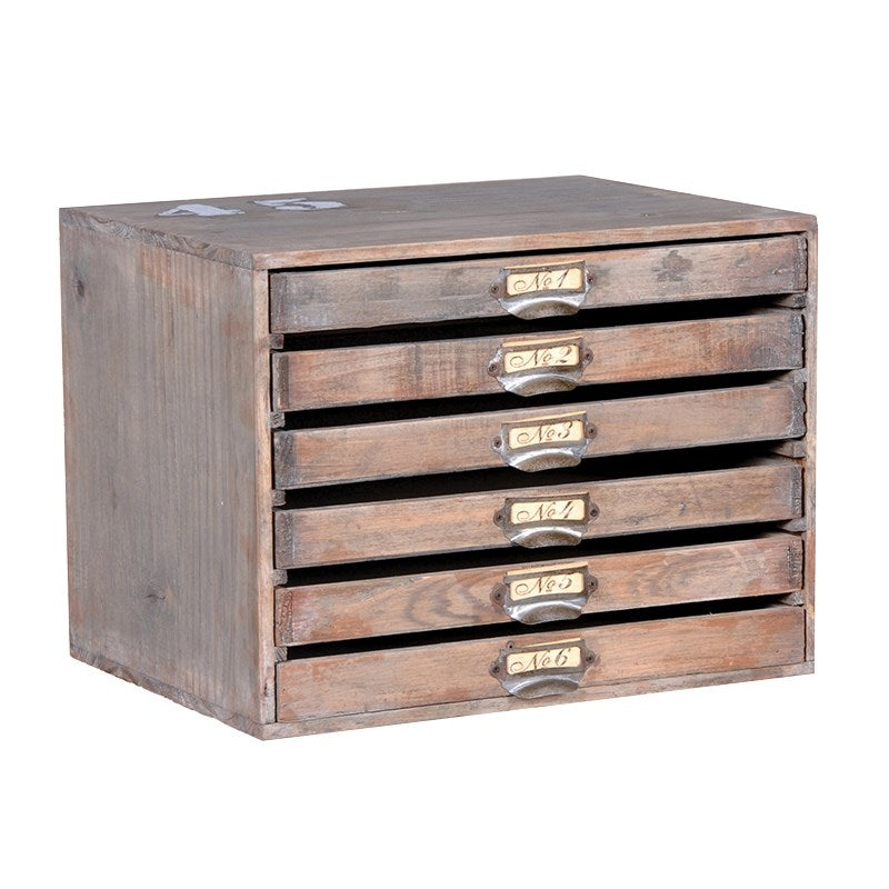 Mini Envelope Drawers
