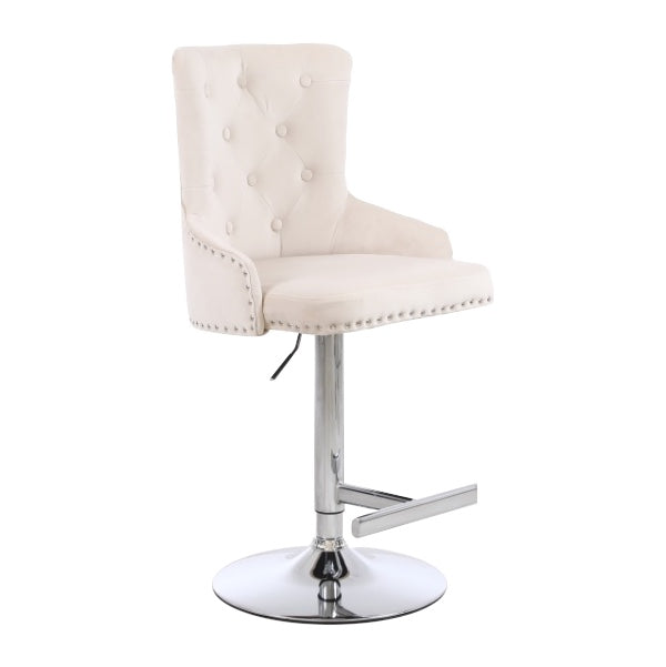 Leo Mink Bar Stool