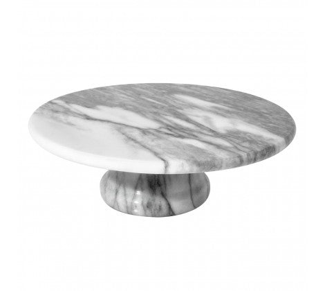 Grey Marble Cake Stand