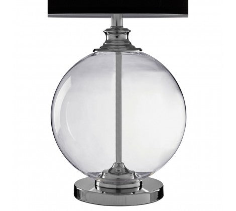Aviary Glass Table Lamp