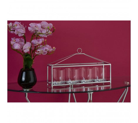 Aria Long Table Candle Holder