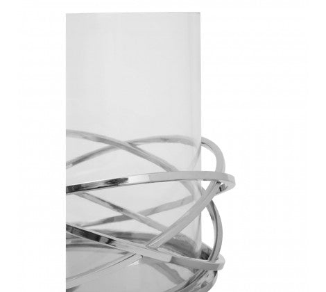 Large Looped Candle Holder
