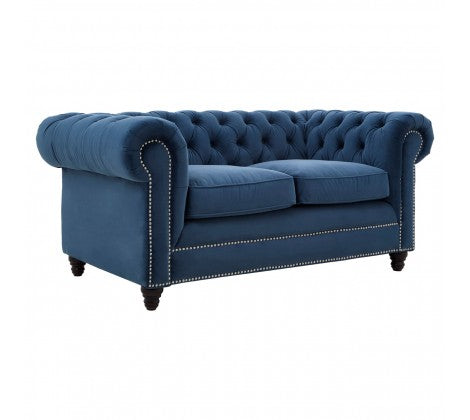 Maribel Midnight 2 Seat Sofa