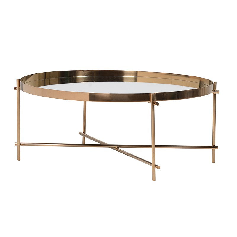 Gold Genesis Coffee Table